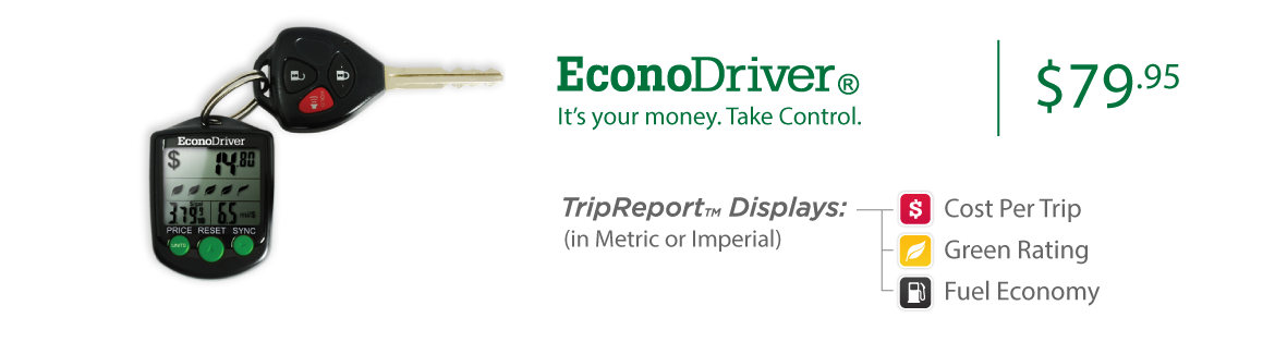 EconoDriver Highlights