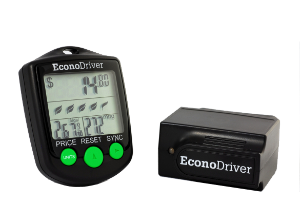 EconoDriver Key Fob and Sensor