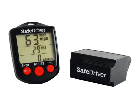 SafeDriver Key Fob and Sensor